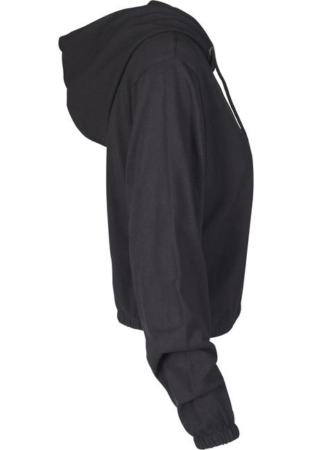 Urban Classics Ladies Heavy Jersey Batwing Hoody black
