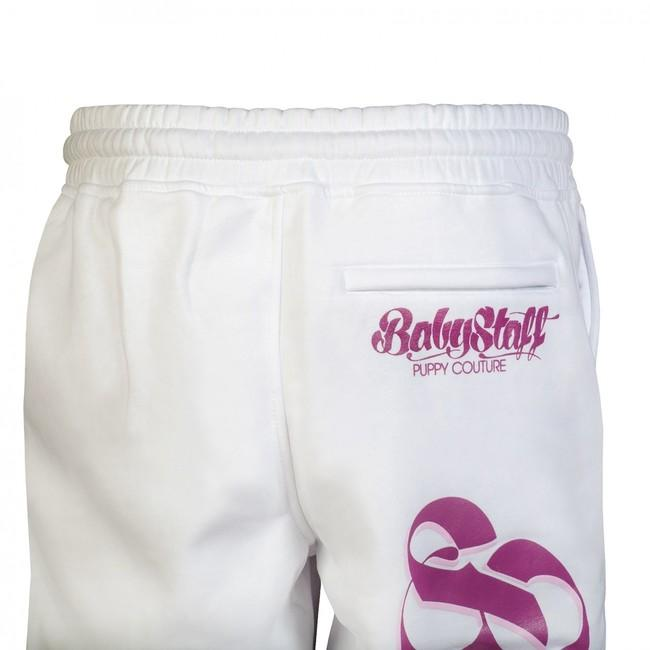 Babystaff Merah Sweatpants - weiss