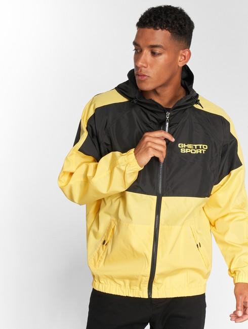 maskulin lightweight jacket gs in black online hip hop fashion store. Black Bedroom Furniture Sets. Home Design Ideas