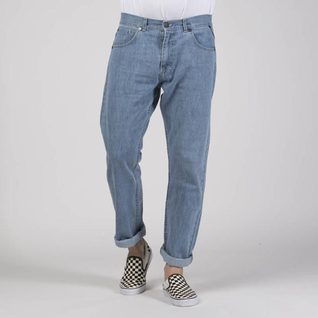 Mass Denim Jeans Regular Fit Base light blue
