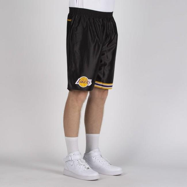 Mitchell & Ness shorts Los Angeles Lakers black Dazzle Shorts
