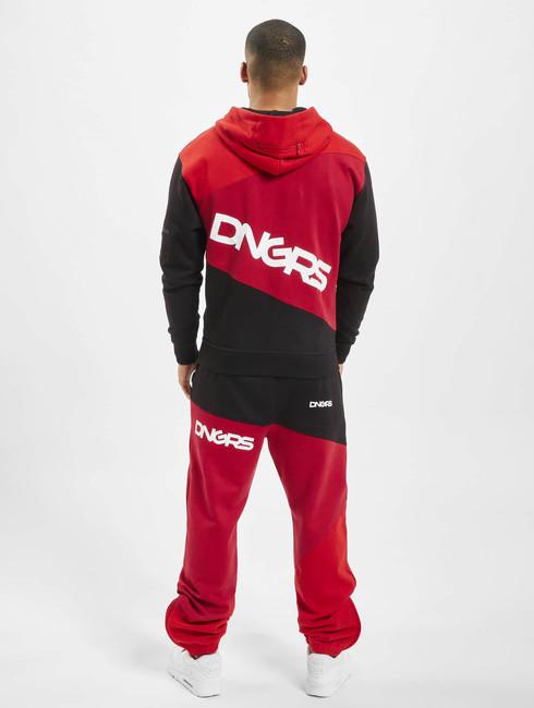Dangerous DNGRS / Suits Tritop in black