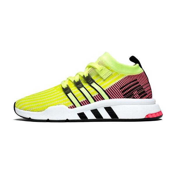 Tenisky Adidas EQT Support Mid ADV Primekit Glow Black