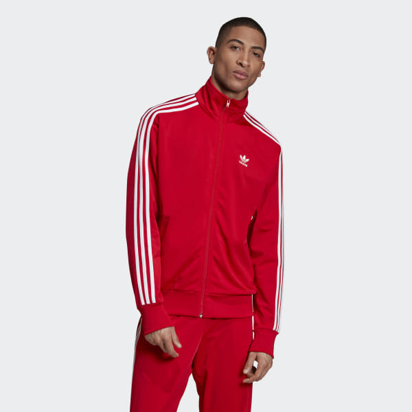 Adidas Originals Firebird TT Scarlet