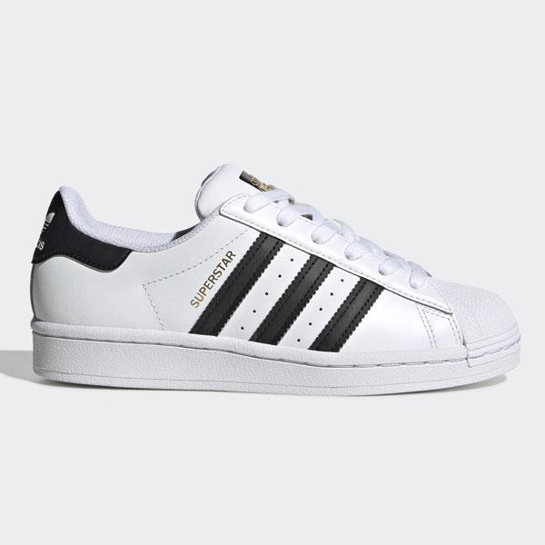 Detské Adidas Superstar Junior Cloud White