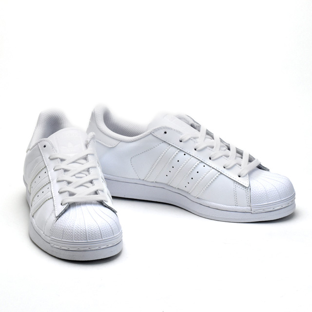 Detské Adidas Superstar Junior White White B23641 - 36 - 4 - 3.5 - 22.1 cm