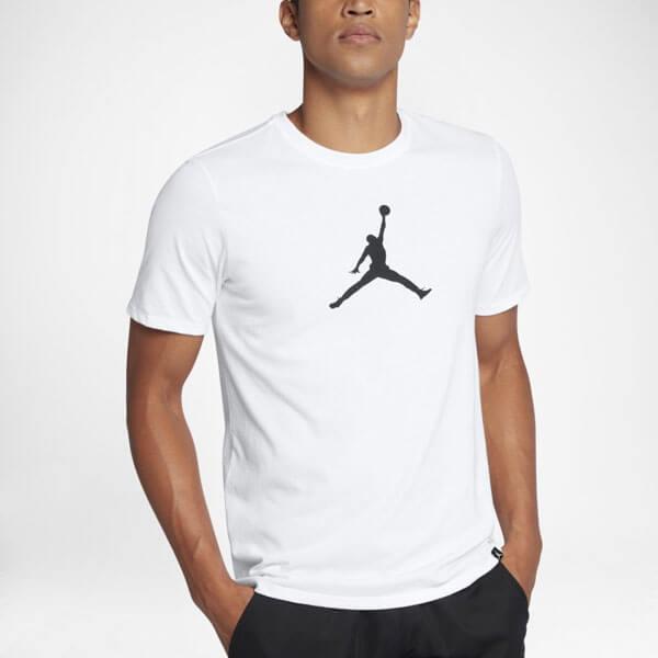 Pánské tričko Air Jordan Dri-Fit JMTC 23/7 Jumpman Tee White
