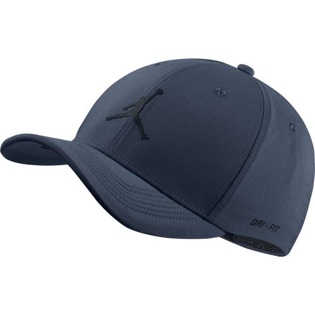 Kšiltovka Air Jordan Nike Classic 99 Cap Charcolar Grey 897559-471 - S/M