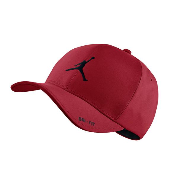 Kšiltovka Air Jordan Nike Classic 99 Cap Gym Red - S/M