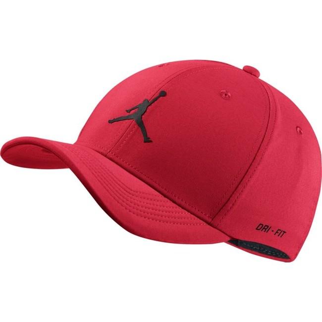 Kšiltovka Air Jordan Nike Classic 99 Cap Red 897559-657 - S/M