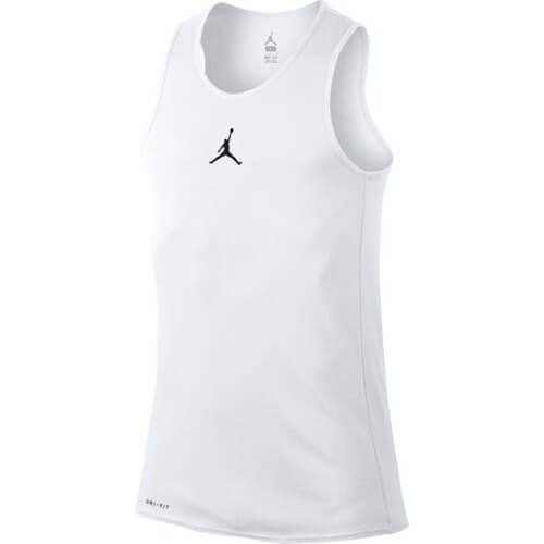 Tílko Air Jordan Rise Basketball Tanktop White - 4XL