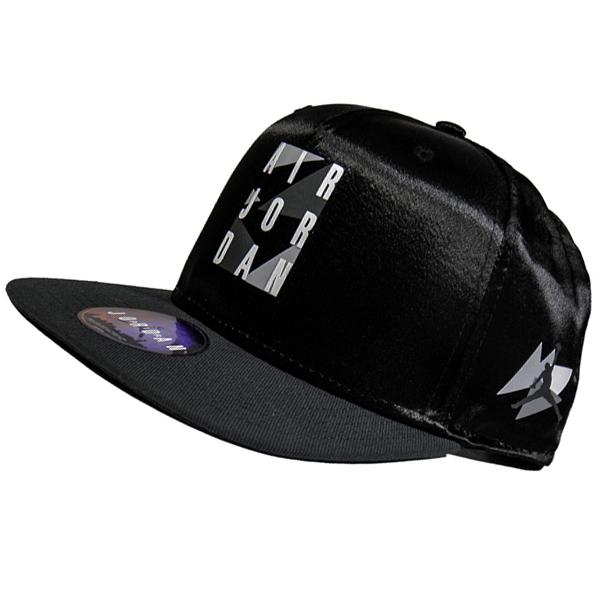 Kšiltovka Air Jordan Summertime Snapback Black Anthracite - UNI