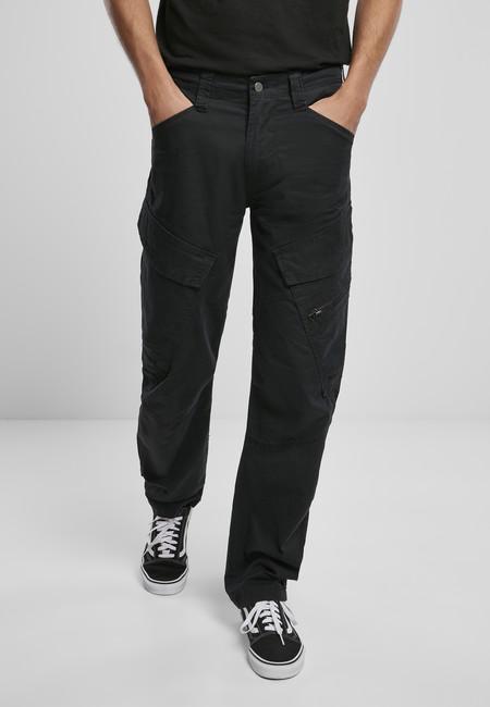 Levně Brandit Adven Slim Fit Cargo Pants black