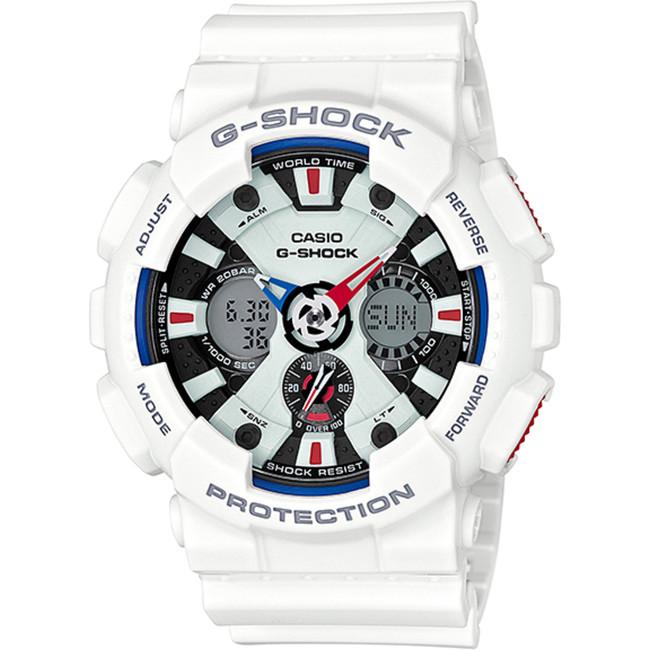 Casio G-Shock GA 120TR-7A (411) - UNI