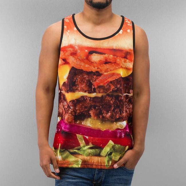 Dangerous DNGRS Burger Tank Top Black - S