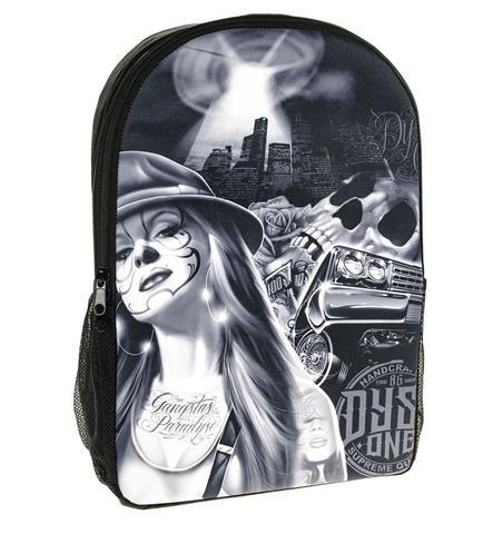 Dyse One Payasa Backpack Black - UNI