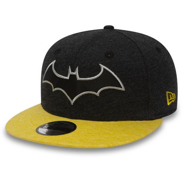 DĚTSKÁ KŠILTOVKA New Era 9Fifty Child Batman Character Jersey Black