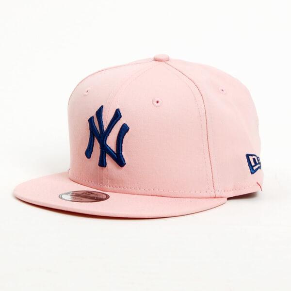 DĚTSKÁ New Era 9Fifty Child MLB League Essential NY Yankees Pink Navy