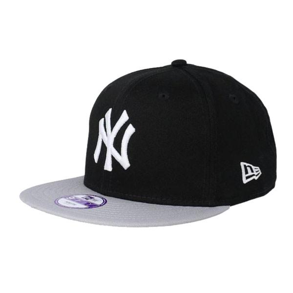 DĚTSKÁ NEW ERA 9FIFTY YOUTH MLB BASIC NEW YORK YANKEES CAP BLACK - UNI