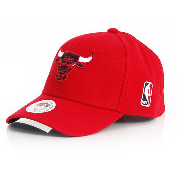 Mitchell & Ness Stretch Fit Chicago Bulls - L–XL