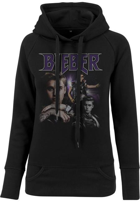 Mr. Tee Justin Bieber 90s Hoody black - S