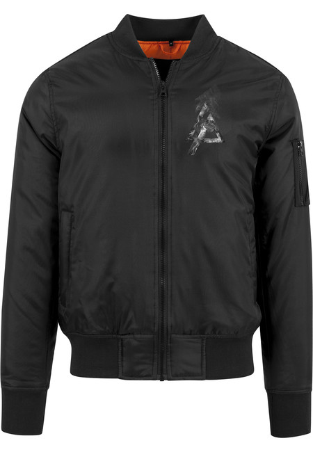 Mr. Tee Linkin Park Bomber Jacket black - S Mr. Tee