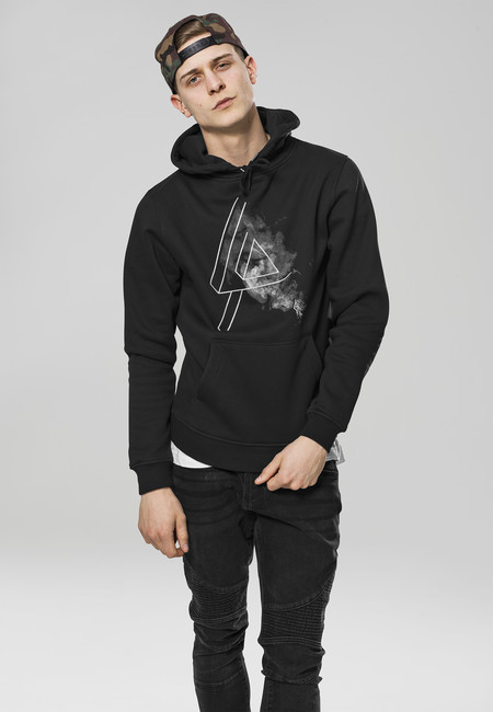 Mr. Tee Linkin Park Logo Hoody black - XS Mr. Tee