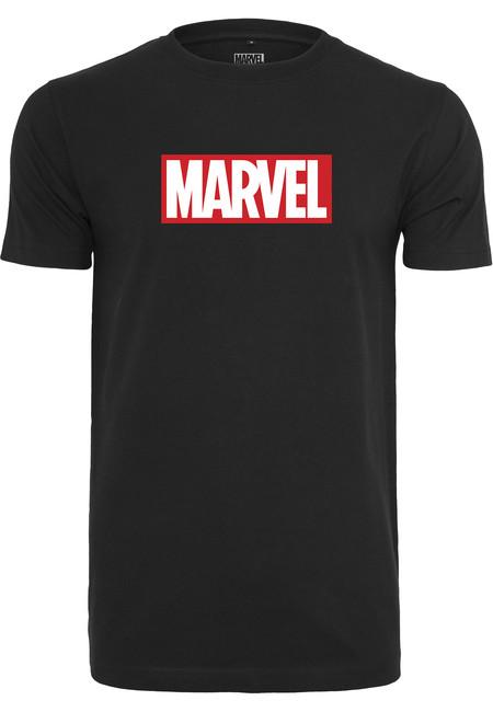 Mr. Tee Marvel Logo Tee black