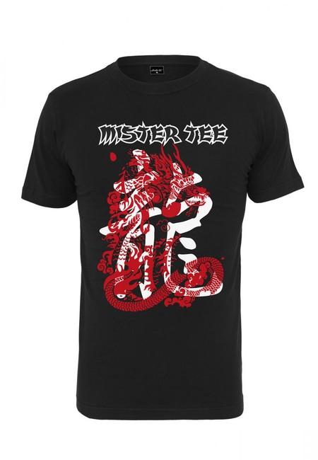 Mr. Tee Mister Tee Dragon Tee black