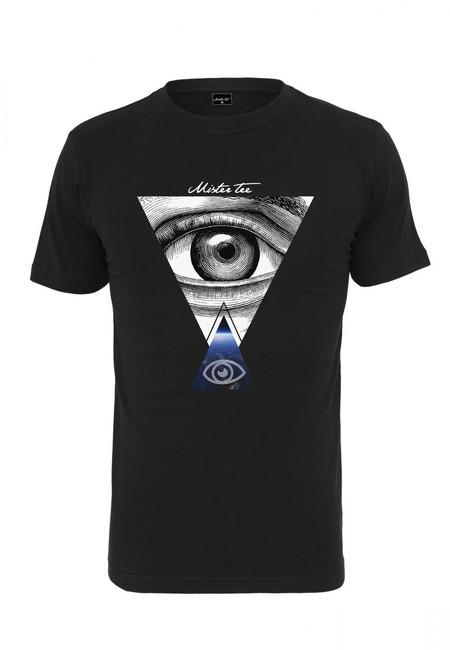 Mr. Tee Mister Tee Eyes Tee black
