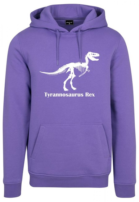 Mr. Tee T-Rex Hoody ultraviolet - XS Mr. Tee