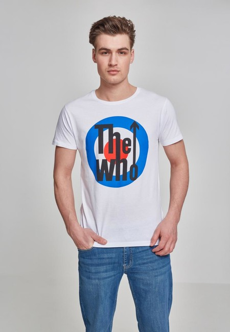 Mr. Tee The Who Classic Target white