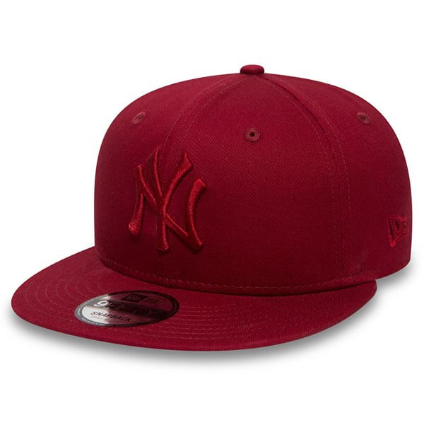 Kšiltovka New Era 9Fifty MLB League Esential NY Yankees Red
