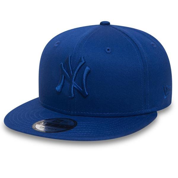 Kšiltovka New Era 9Fifty MLB League Esential NY Yankees Royal Blue