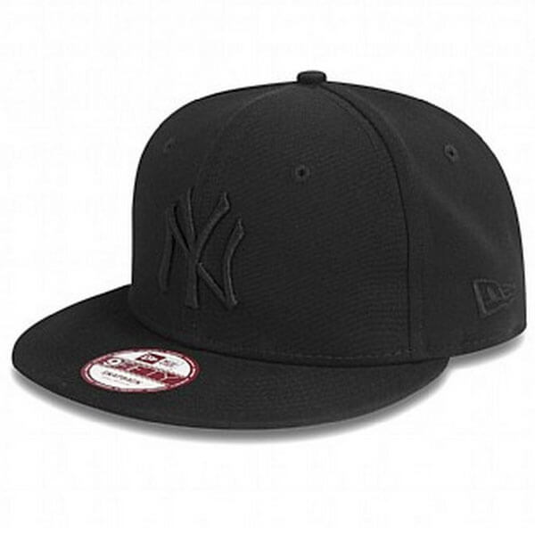New Era 9Fifty MLB NY Yankees Black Black