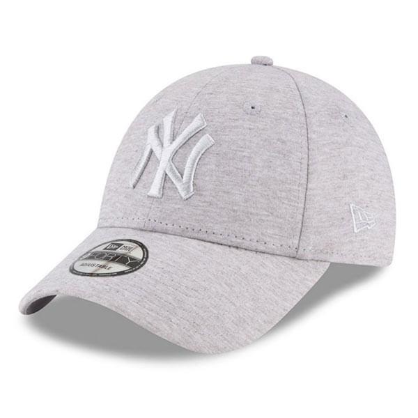 c2a6d93d1eb Kšiltovka New Era 9Forty Essential Cap NY Yankees Graphite Grey - UNI