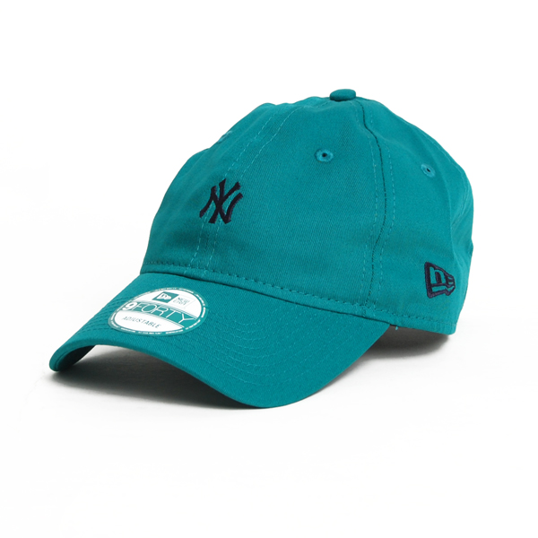 New Era 9Forty Essential NY Yankees Green Navy - UNI