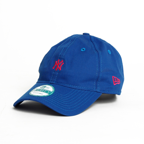 New Era 9Forty Essential NY Yankees Royal BAZBRR - UNI