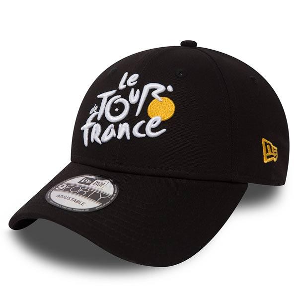 Kšiltovka New Era 9Forty Essential Tour De France Black - UNI