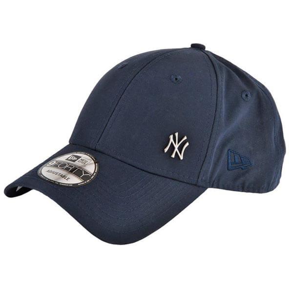 e6b8162eec7 KšiltovkaNew Era 9Forty Flawless Logo NY Yankees cap Navyvy - UNI