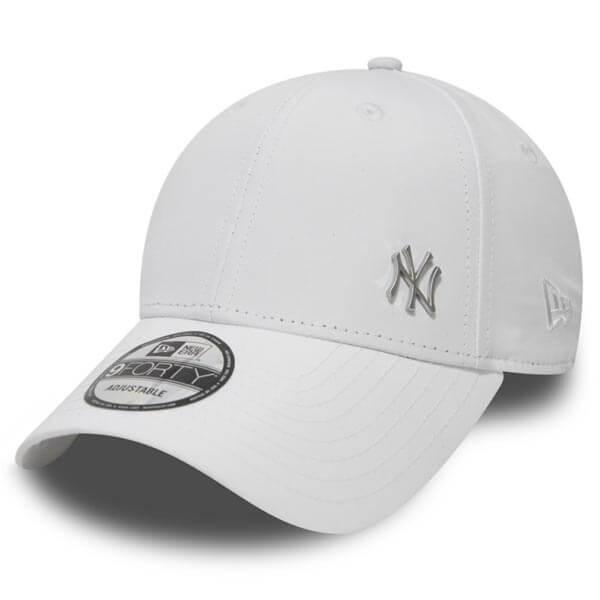 089f89f07fd Kšiltovka New Era 9Forty Flawless NY Yankees Cap White - UNI