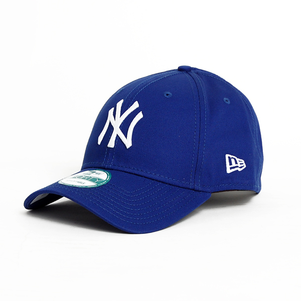 Kšiltovka New Era 9Forty MLB League Basic NY Yankees Light Royal - UNI