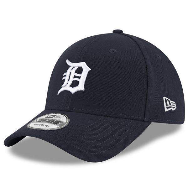 Kšiltovka New Era 9Forty MLB League Detroit Tigres Navy White - UNI 46bebf274f