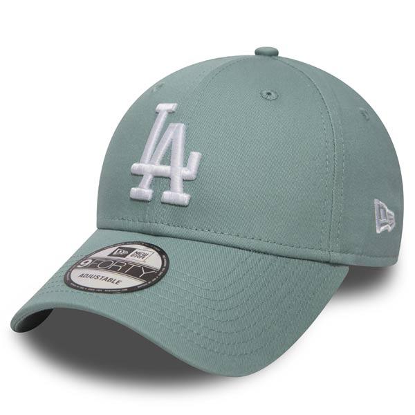 Kšiltovka New Era 9Forty MLB League Essential LA Dodgers Beach Kiss Blue