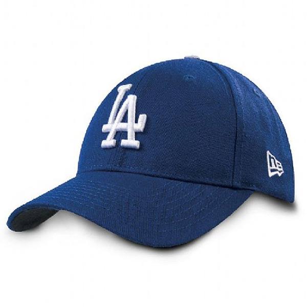 Kšiltovka New Era 9Forty MLB League LA Dodgers Royal White