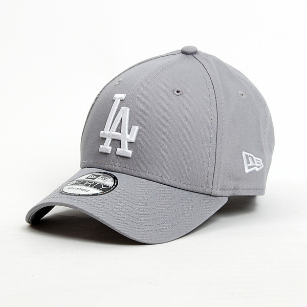 Kšiltovka New Era 9Forty MLB Reverse team LA Dodgers Grey