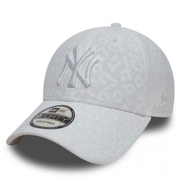 Dámská kšiltovka New Era 9Forty Womens MLB Leopard NY Yankees White