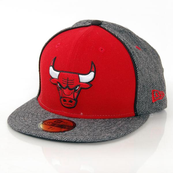 New Era Herr Pop Chicago Bulls - 7 1/4