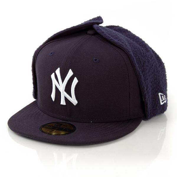 Yankees Dog Ear Cap