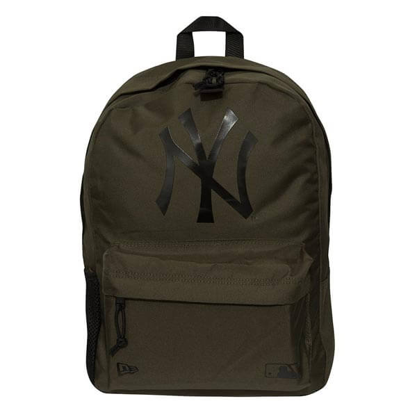 Batoh New Era MLB Stadium Backpack NY Yankees Olive Green